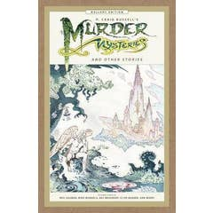 Murder Mysteries And Other Stories: Gallery Edition