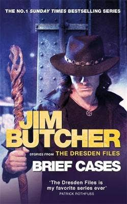 Brief Cases: The Dresden Files