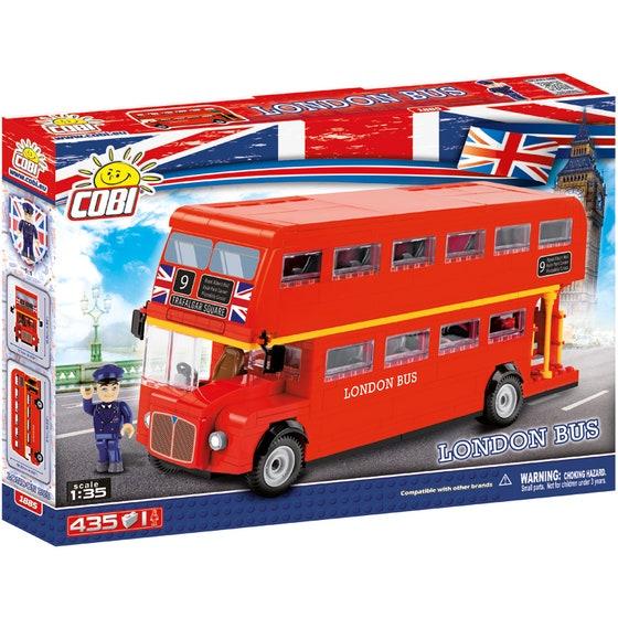Double Decker Red London Bus