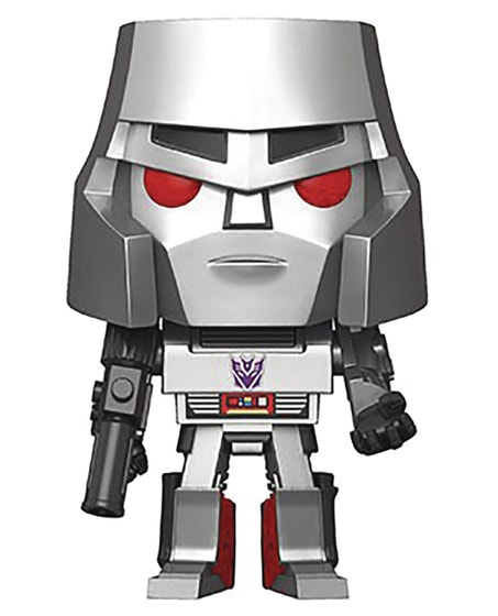 Pop Transformers Megatron Vinyl Fig