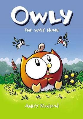 The Way Home (Owly #1) (Library Edition), 1