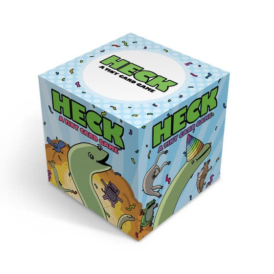 HECK: A Tiny Card Game