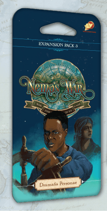 Nemo's War (Second Edition): Dramatis Personae Expansion Pack #3