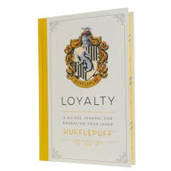 Harry Potter: Loyalty: A Guided Journal for Embracing Your Inner Hufflepuff