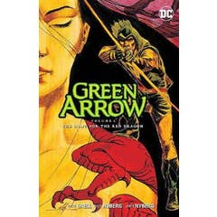 Green Arrow Vol. 8 The Hunt For The Red Dragon