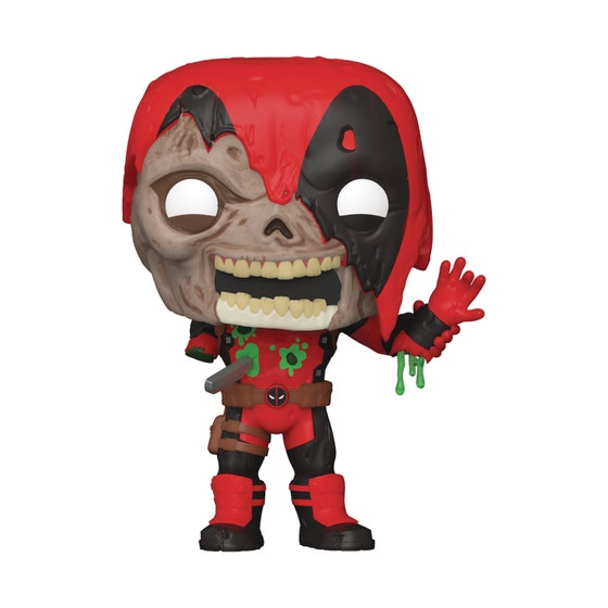 Pop Marvel Zombies Deadpool Vin Fig