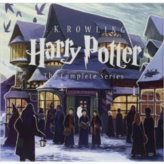 Harry Potter Special Edition Paperback Boxed Set: Books 1-7