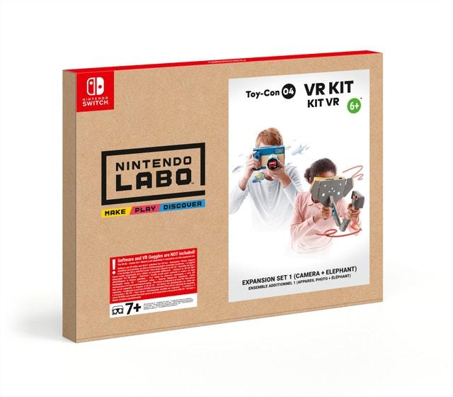 Nintendo Labo: VR Kit Expansion Set 1