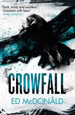 Crowfall: The Raven's Mark Book Three