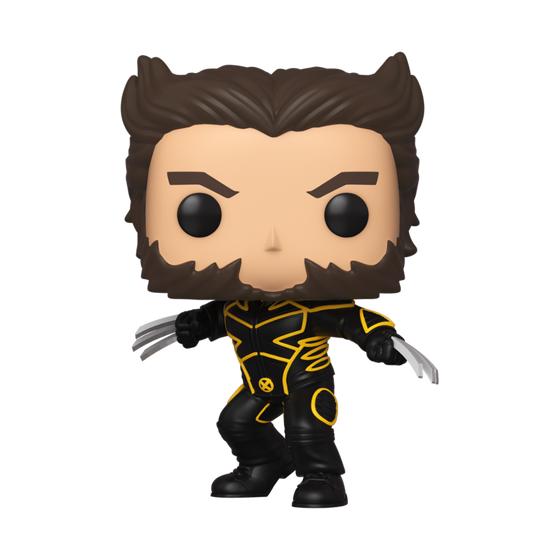 Wolverine in Jacket POP! Marvel Vinyl Figure