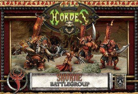 Skorne Battlegroup