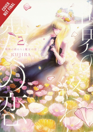 Witchs Love At End of World Vol. 02