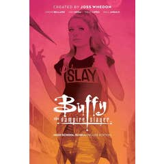 Buffy the Vampire Slayer: High School is Hell Deluxe Edition