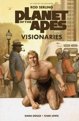 Planet of the Apes Visionaries