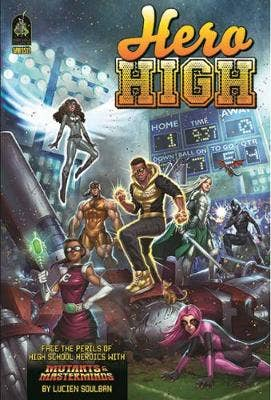 Hero High, Revised Edition: A Mutants & Masterminds Sourcebook
