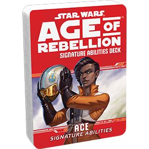 Ace Signature Abilities