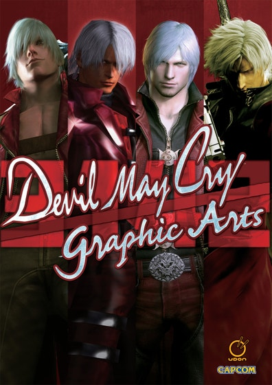 Devil May Cry 3142 Graphic Arts Hardcover