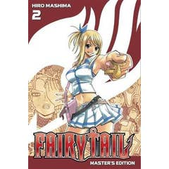 Fairy Tail Master's Edition Vol. 2