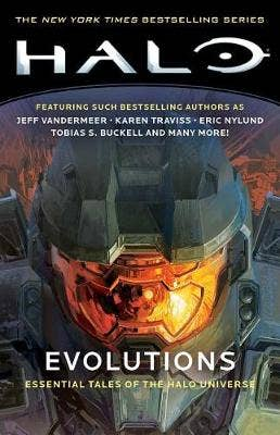 Halo: Evolutions, Volume 7: Essential Tales of the Halo Universe