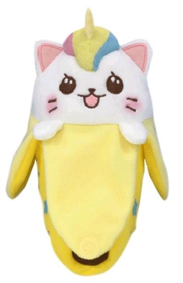 Rainbow Bananya Plush Figure