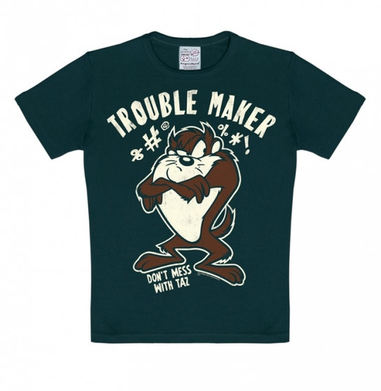 Trouble Maker Kid's T-Shirt (80/86)