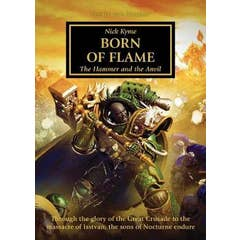 Born of Flame (The Horus Heresy): The Hammer and the Anvil