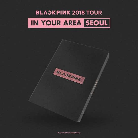BLACKPINK 2018 TOUR (IN YOUR AREA) SEOUL