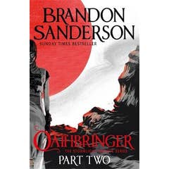 Oathbringer Part Two: The Stormlight Archive Book Three