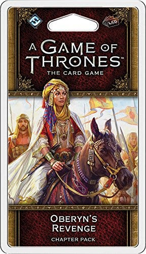 A Game of Thrones: The Card Game (Second Edition) – Oberyn's Revenge