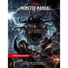 Monster Manual: A Dungeons & Dragons Core Rulebook