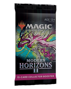 Modern Horizons 2 Collector's Booster Pack