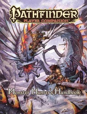 Monster Hunter's Handbook