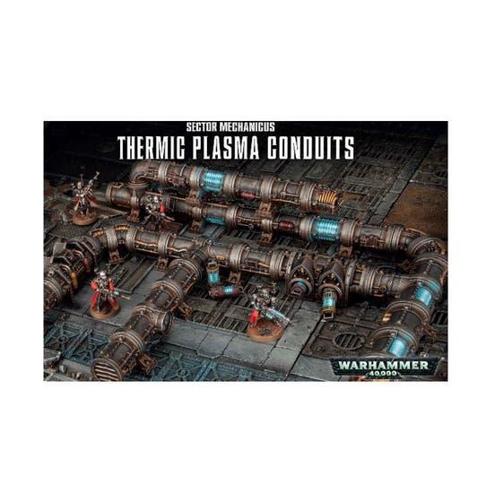 Thermic Plasma Conduits