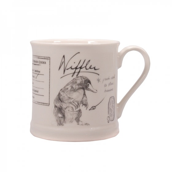 Niffler Vintage Mug
