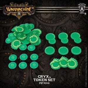 Cryx Token Set