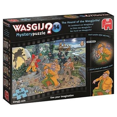Hound of Wasgijville! Puzzle (1000)