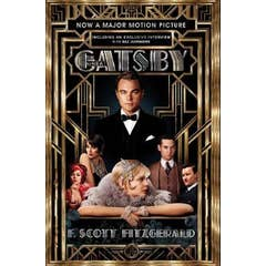 The Great Gatsby Film tie-in Edition: Including an Interview with Director Baz Luhrmann