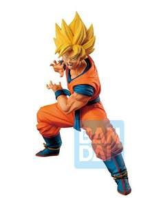SSJ Son Goku Ultimate Variation Ichibansho PVC Statue 18 cm