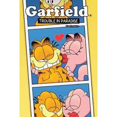 Garfield Original Graphic Novel: Trouble in Paradise: Trouble in Paradise