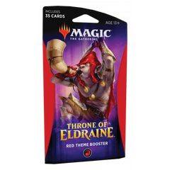 Throne of Eldraine Red Theme Booster