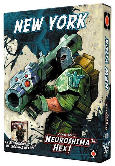 Neuroshima Hex! New York