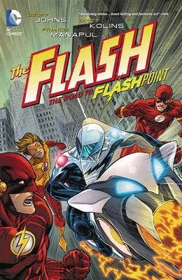 The Flash Vol. 2: The Road to Flashpoint