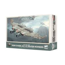 Tiger Shark AX-1-0 Figther-Bombers