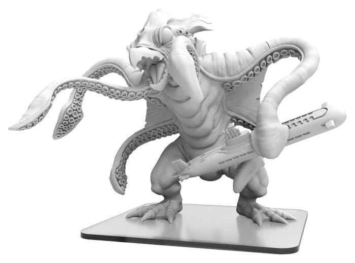 Krakenoctus Monster Expansion