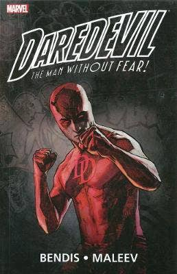 Daredevil By Brian Michael Bendis & Alex Maleev Ultimate Collection Vol. 2