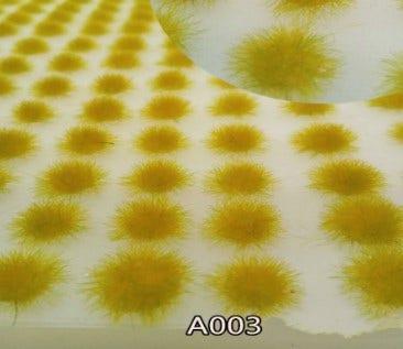 WEIJING GRASS TUFT YELLOW (50)