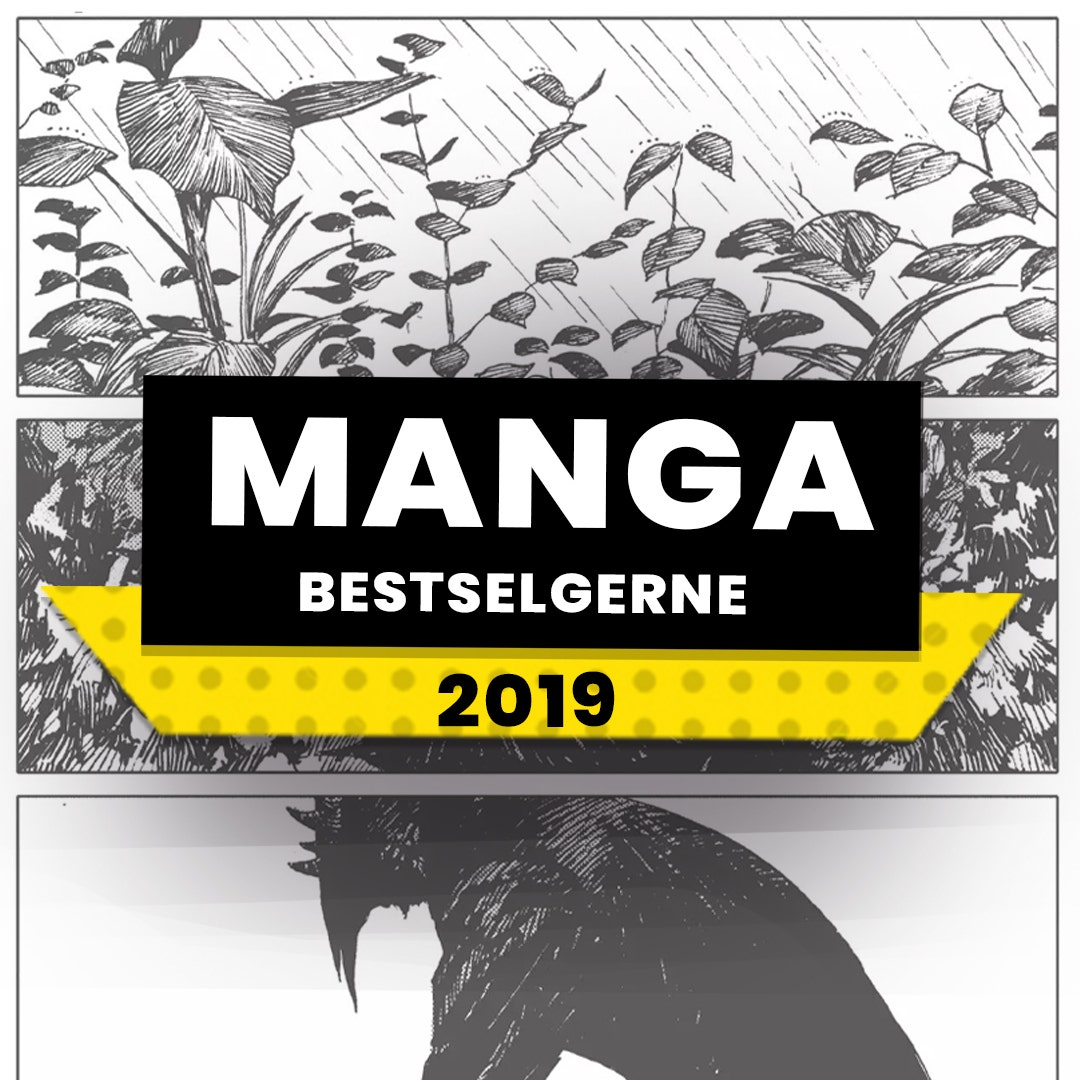 25 manga som var årets kundefavoritter i 2019
