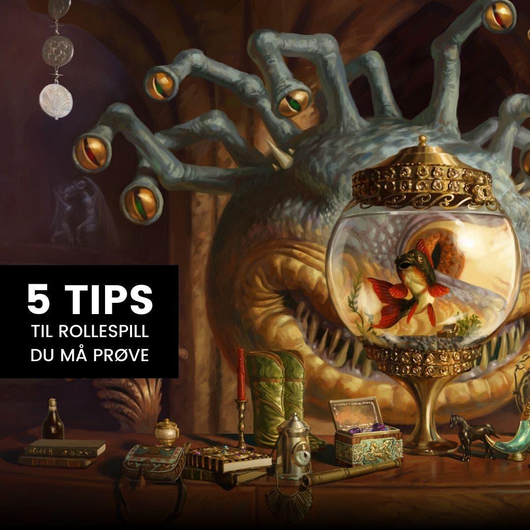 5 tips til rollespill du må prøve – start reisen her