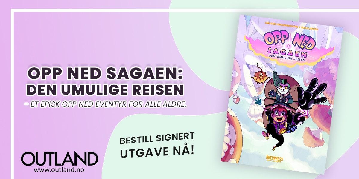 Opp ned sagaen: Den umulige reisen | Digital signering med Håvard Heggenhougen og Eddie Jensen