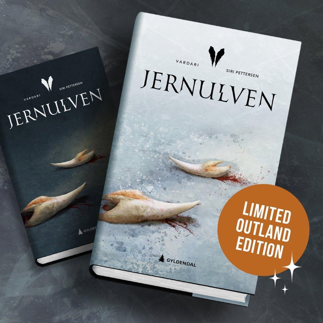 Jernulven, av Siri Pettersen - Limited Outland Edition